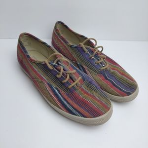 Keds Tribal Weave Sneakers